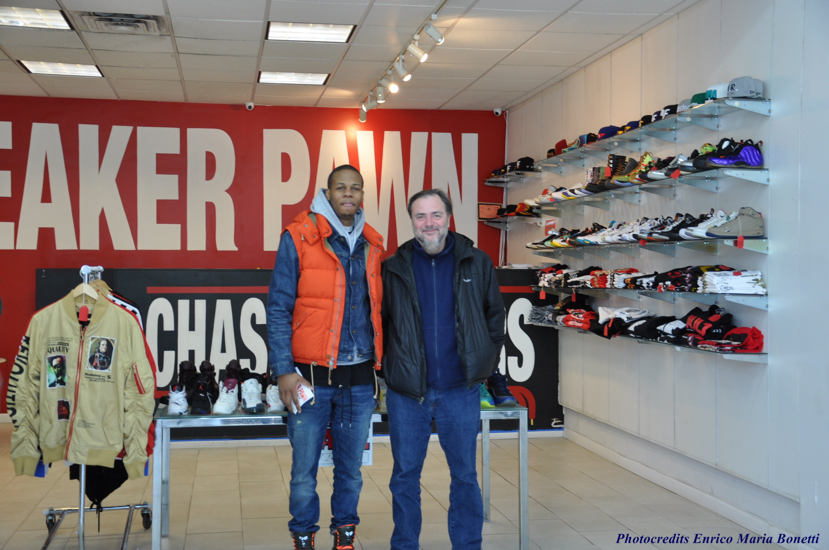 Harlem StartUp  The world's First Sneaker Pawn Shop