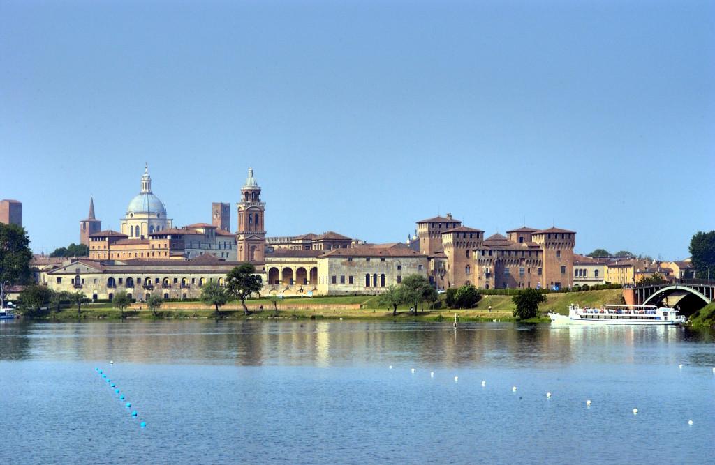 unconventional_tour Mantova dal lago - Foto Archivio Comune di Mantova