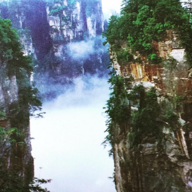 UNCONVENTIONA_TOUR le montagne di Avatar