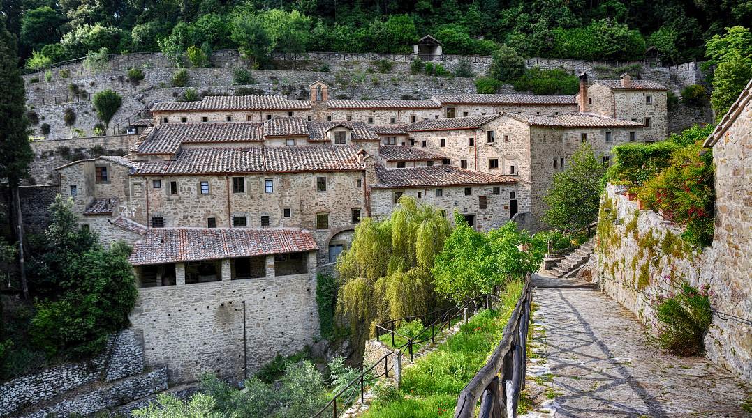Itinerario lento ma con brio in Toscana   Unconventional ...