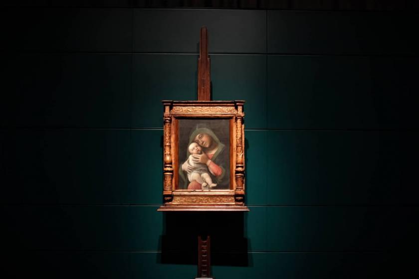 """Esposto alla Casa Museo Poldi Pezzoli  di Milano un capolavoro """"ritrovato"""" di Andrea Mantega"""